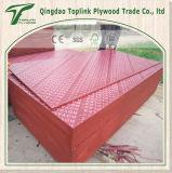 forma fenólica roja del concreto del pegamento de 4X8*21m m