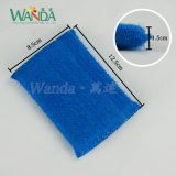 Hot Selling Non-Deformation Kitchen Cleaning Sponge Mesh Sponge Scourer