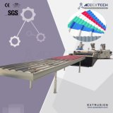 Zwei Schichten Belüftung-Dach-Fliese-Produktions-Maschinen-Strangpresßling-Zeilen-