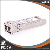100% de compatibilidade de OEM Transceptor óptico SFP+ 10GBASE-SR 850nm 300m