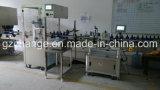 Rotulador automático de las botellas de los tarros
