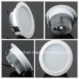 SMD5630 5W SMD LED Downlights con 75m m cortó