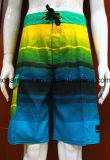 Beachwear ocasional do Swimwear do Short da ressaca do esporte da tira dos Shorts para homens