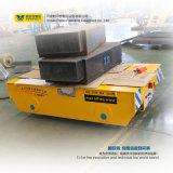 25 Tonne auf Schienen-Übergangskarre für Gussteil-Gießerei