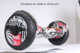 2017 Two Wheels Zebra Cross-Country Hoverboard Skate elétrico bluetooth Musical Self Equilibrando Scooter