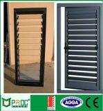 Aluminiumluftschlitz-Fenster mit Schwingen-Öffnungs-Typen