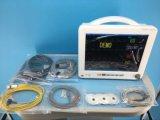 Monitor de Paciente del Gran Módulo Veterinario / 12.1 Inch TFT LCD ECG / NIBP / Temp / Resp / SpO2 Medical Monitor