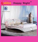 2016新式の柔らかく、安いベッドの寝室の家具G926