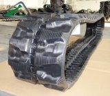 Trilha de borracha da esteira rolante de borracha da máquina escavadora (350X56)