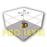 Électronique de grande précision laser rotatif Auto-Leveling Niveau (SRE-2010).