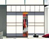 Nuevas puertas corredizas de armarios de madera brillante (customzied)