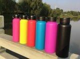 40oz idro BPA liberano la paglia della boccetta di vuoto del Thermos/coperchio normale