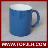 Tazze di ceramica di vendita calde del cambiamento di colore completo di sublimazione 11oz