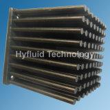 Sparsely установленные алюминиевые теплоотводы ребра Pin