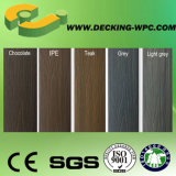 WPC Co-Extrusion Decking with Moderate Price