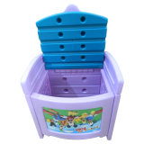 Kind-Stuhl des Blasformen-Plastikproduktes