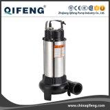 Wq не забивают на полупогружном судне сточных вод насос навозной жижи