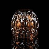 Eindeutige Kugel-Form-Glaskerze-Halter