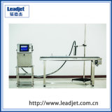 Leadjet V98 impresora de inyección de tinta continua para el Envasado de Drogas