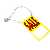 Acessórios de vestuário Plastic Hang Tag String (DL57-1)