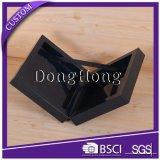 Роскошная изготовленный на заказ коробка Clamshell подарка верхнего качества упаковывая