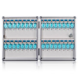 벽 마운트 키 저장 상자는을%s 가진 자물쇠 알루미늄 B1032를 장악한다