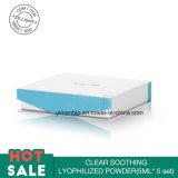 Polvere liofilizzata lenitiva libera per effetto antinfiammatorio del kit del siero di trattamento dell'acne di rimozione del Pimple dell'acne veduto entro i 3 giorni