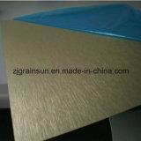 키보드를 위한 알루미늄 장 또는 격판덮개