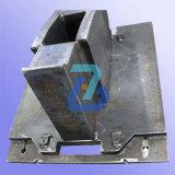 Metal del OEM que trabaja la pieza del corte del laser del metal de hoja del servicio del corte del laser que estampa piezas