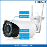 Wireless 4MP 4X de seguridad CCTV Cámara IP Varifocal con tarjeta SD de 16g