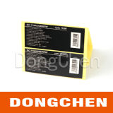 Étiquettes électroniques de Anti-Contrefaçon d'adhésif (DC-H)