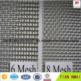 ткань провода нержавеющей стали 6mesh/8mesh сделанная в хорошем изготовлении