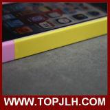 3D Geval van de Telefoon van de Sublimatie Plastic voor iPhone 4/4s