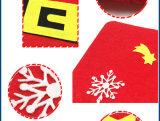 De Decoratie van Kerstmis van het Kussen van Tablewear van Kerstmis