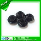 Plaqué noir personnalisé filetage intérieur 6 mm
