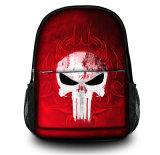 Neue Form-Segeltuch-Rucksack-Laptop-Beutel für das reisende Schule-Wandern