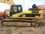 Escavatore utilizzato del gatto 336D, trattore a cingoli usato 336 dell'escavatore per la vendita