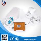 Aumentador de presión residencial de la señal del teléfono celular de la radio 900MHz para la oficina