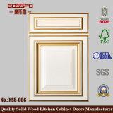 Porta de armário de cozinha de design europeu (GSP5-004)