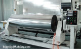 Maschinerie metallisierter Film