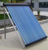 Split Heatpipe haute pression de collecteur de chauffage solaire thermique