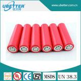 De volledige Batterij 2000mAh van het Lithium van de Batterij van de Capaciteit 3.7V met de Goedkeuring van BIB