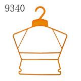 Hangers van het Frame van de Kleren van de Baby van de Markt van de Verkoop van de invoer de Hete Plastic