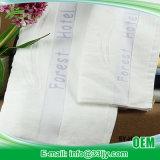 Handdoeken van de Hand van de Verkoop van de fabriek de Goedkope voor Douche