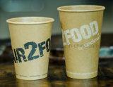 Kraftpapier-Kaffee-Papiercup der Qualitäts-20oz