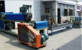 Reciclagem de plásticos e Granulator Pelletizer