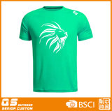 T-shirt sport pour hommes Fashion Fitting