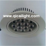 9X1w poder más elevado LED Downlight
