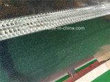 Painel de alumínio alveolado de cor preta de Tronco de Automóveis