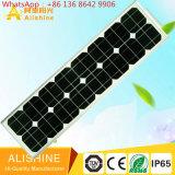 Réverbères solaires de Lightling de constructeur de la qualité solaire DEL de vente en gros